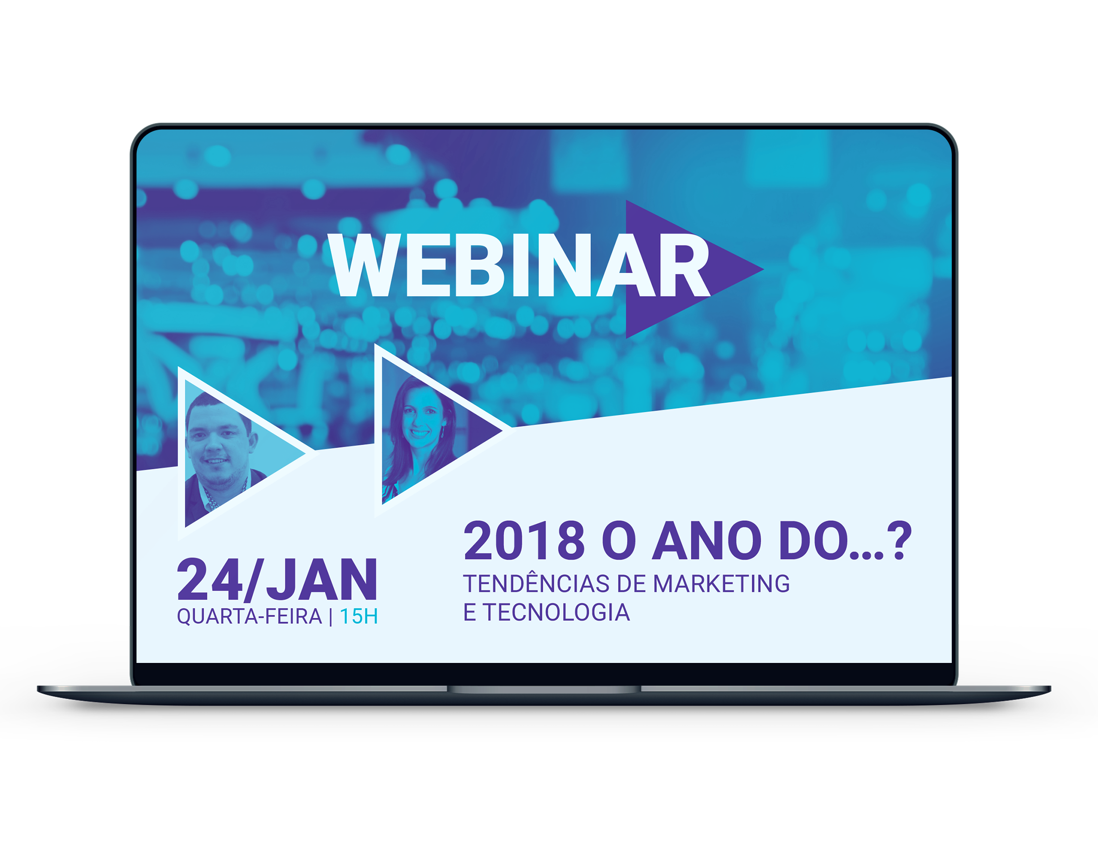 webinar tendencias de marketing para 2018