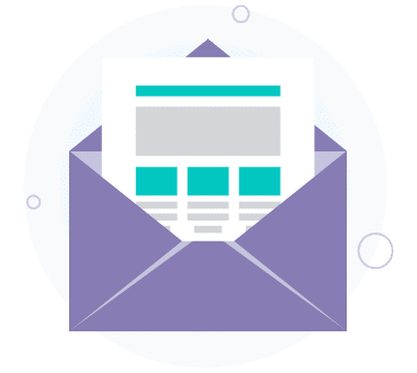 ilustracao email marketing conteudo