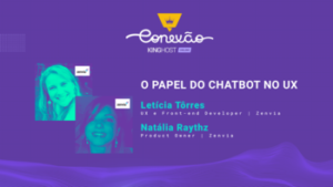 Letícia e Paula - O Papel do chatbots no UX